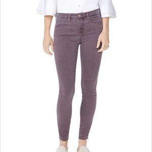 NYDJ petite nip/tuck AMI skinny jeans